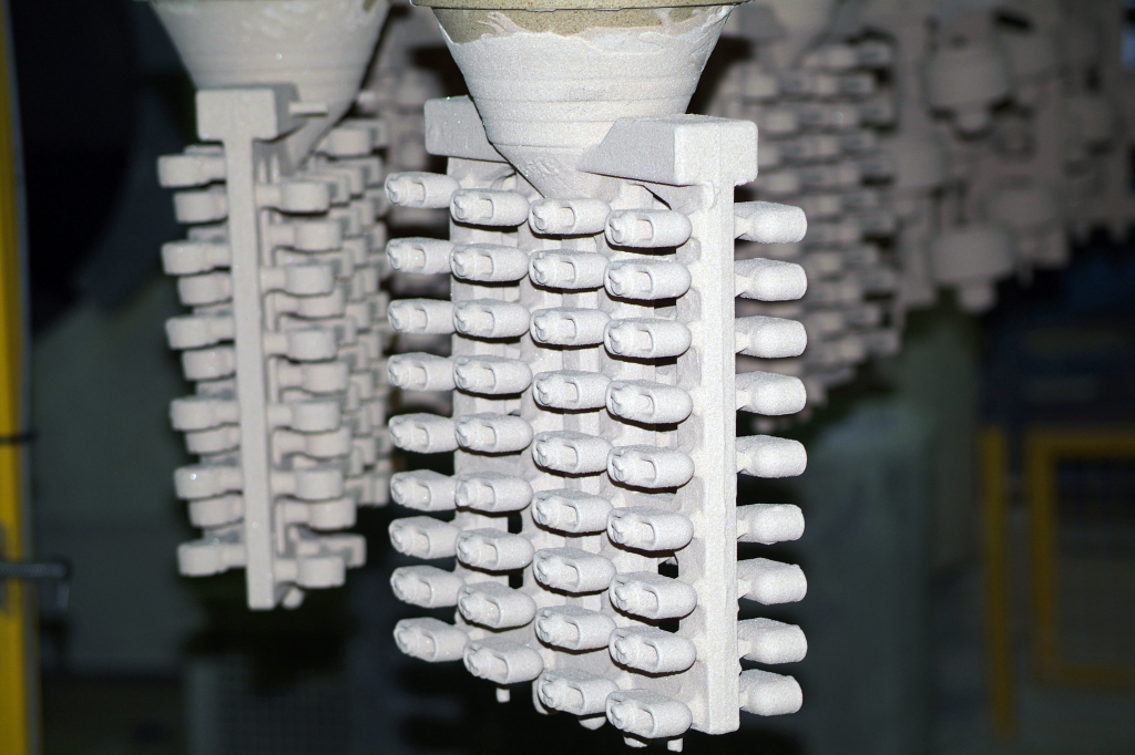 Casting Process Investment Casting Lost Wax